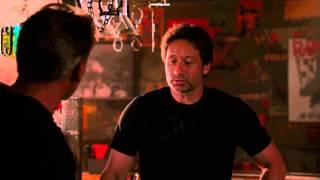 Californication : Season 6: Episode 12 Clip - Internal Dilemma Ending