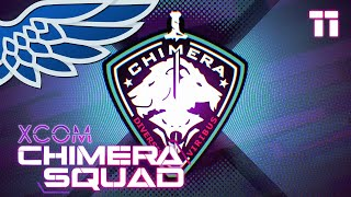 XCOM Chimera Squad   Blueblood is The Best - Gameplay Ep. 11