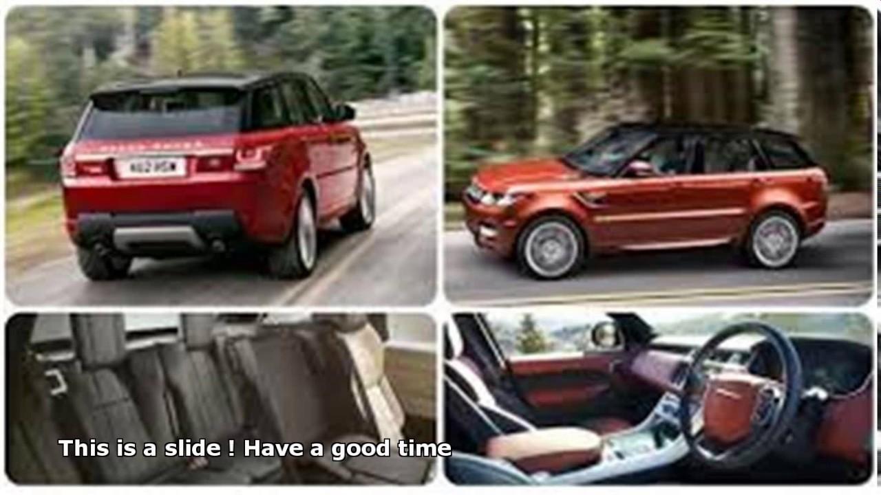 Range Rover 3rd Row