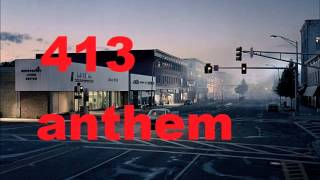 413 anthem ft,mac,static,mc-status,dead white males /sneek peek of the new ,,lbr artist son of sam