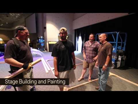 Stage Building & Painting 10-11-12