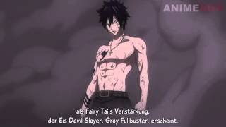 Fairy Tail 261 Preview GER SUB