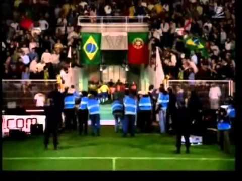 Trận đấu kinh điển Brazil vs Portugal quảng cáo đình đám 1 thời p