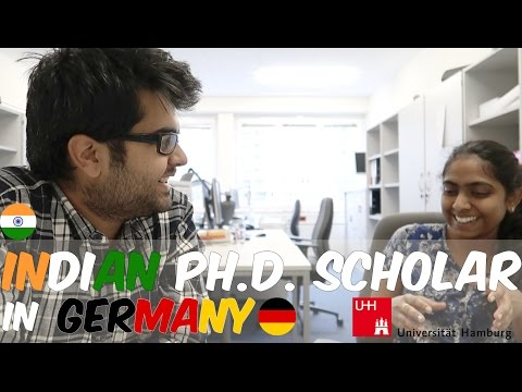 Talk with an Indian PhD scholar in Germany: Anusha from University of Hamburg