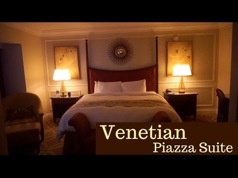 Venetian - Piazza Suite