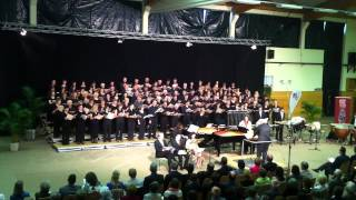 Carmina burana (Carl Orff) - O Fortuna - 16.06.2012 Consdorf (Luxembourg)