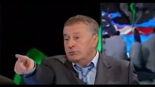 Zhirinovsky vs Nadezhdin in ''To the barrier'' talk show. ''Constitution'' (English subs)