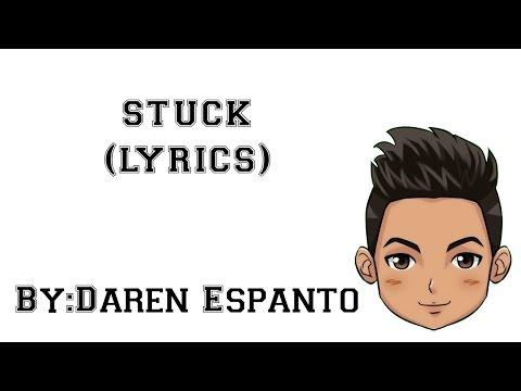 Darren Espanto - Stuck (LYRICS)