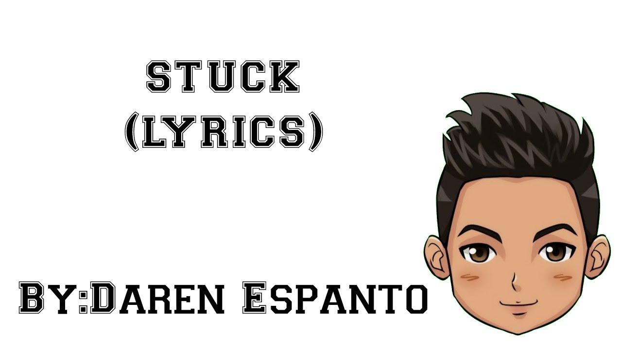 Darren Espanto - Stuck (LYRICS) - YouTube