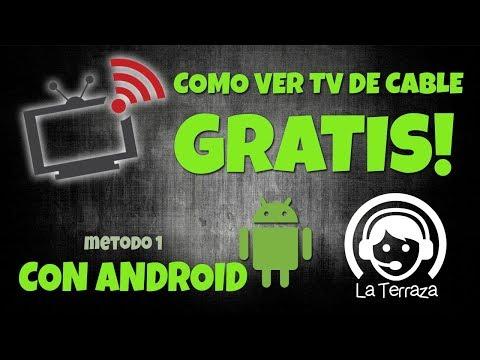 Como ver TV de Cable gratis en México