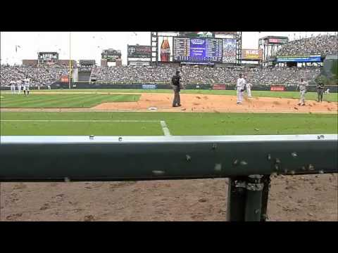 2012/05/17 Bees invade Coors Field