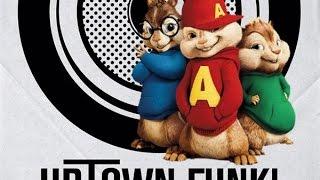 Uptown Funk! Mark Ronson Ft. Bruno Mars Alvin Y Las Ardillas