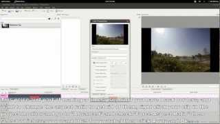 tut how to create time lapse in kdenlive change aspect ratio