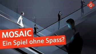 Mosaic: Ein Spiel ohne Spass? | Review