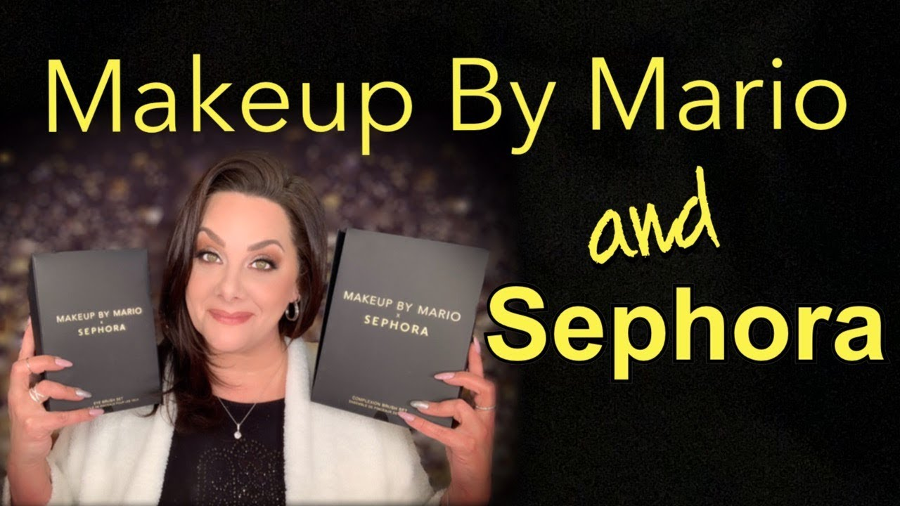 MAKEUP BY MARIO x SEPHORA - Master Brush Set by Sephora Collection #17