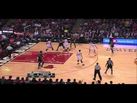 Joakim Noah 2014 NBA Defensive Player Year Montage