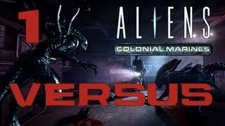 Lets Play Aliens Colonial Marines Multiplayer Deutsch Part 1 German Walkthrough Gameplay 1080p