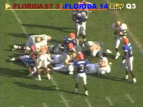 1991: #5 Florida Gators vs. #3 Florida State Seminoles