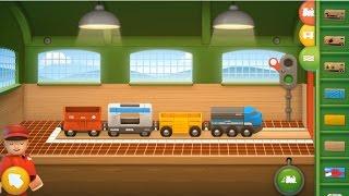 LASTENOHJELMIA SUOMEKSI - Brio World Railway peli