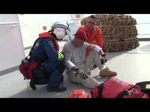 Offshore Rescue Protocol