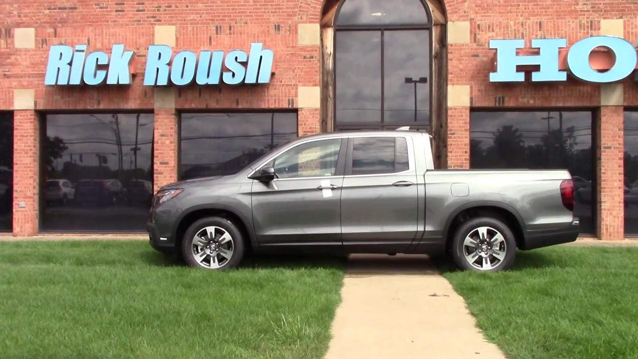 2019 Honda Ridgeline RTL   New Truck For Sale   Medina, Ohio. Rick Roush  Honda