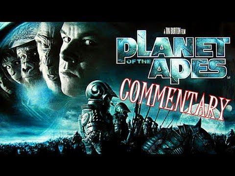 Talking Apes! Day 6- Planet of the Apes (2001) Commentary