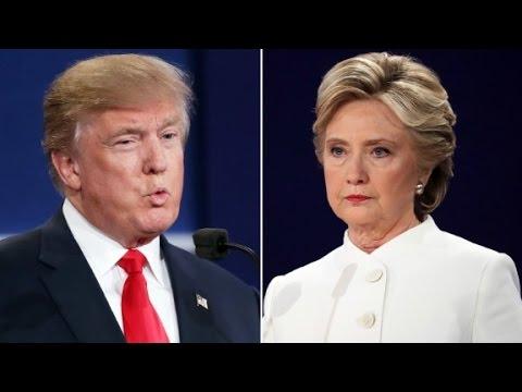 Clinton: Putin wants puppet Trump as president