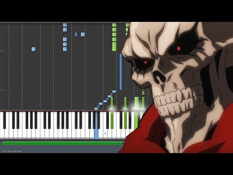 Hydra - Overlord Season 2 [オーバーロード Ⅱ] Ending (Piano Synthesia)