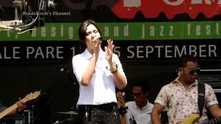 Raisa - Melangkah (Locafore 2013, Bandung)