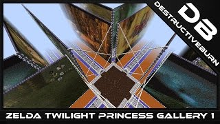 Minecraft Zelda Twilight Princess Gallery 1 (Download PC & Xbox 360)