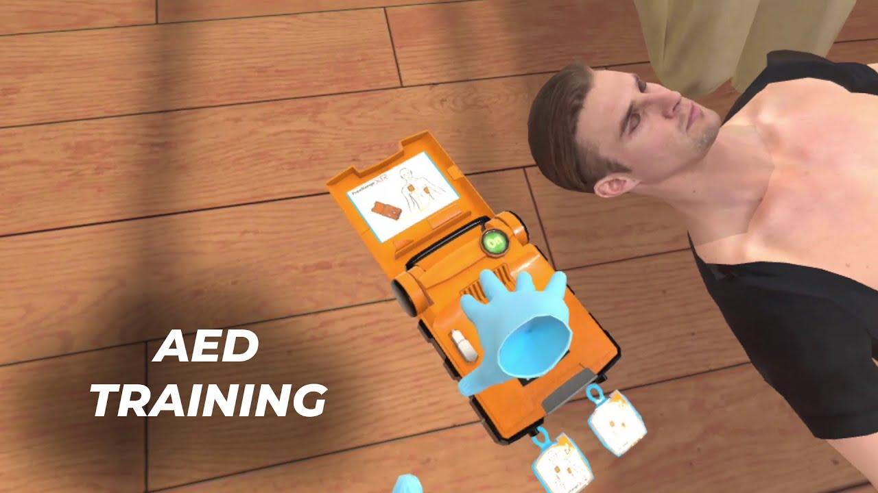 FreeRangeXR AED Training