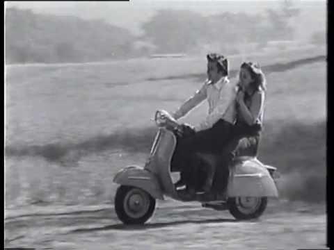 Vespa 50cc Vintage Commercial 3 Youtube