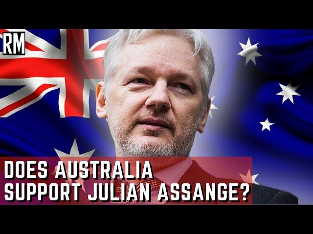 Does Australia Support Julian Assange? | John Shipton & Richard Medhurst