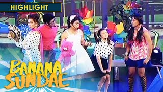 Banana Sundae: Baby boy and Baby girl