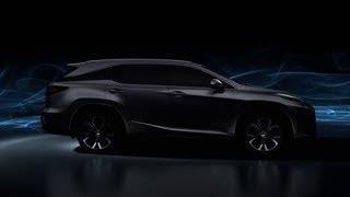 Así es por dentro el nuevo Lexus RX 450h L
