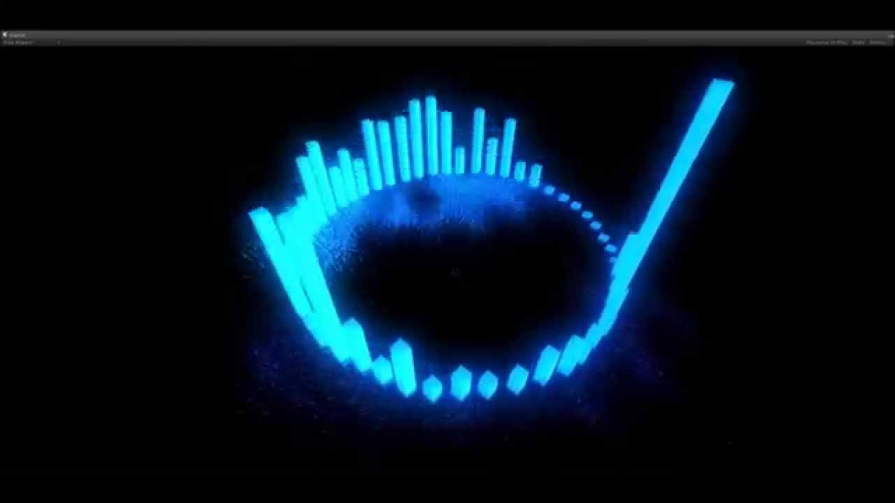 Unity Music Visualizer V2