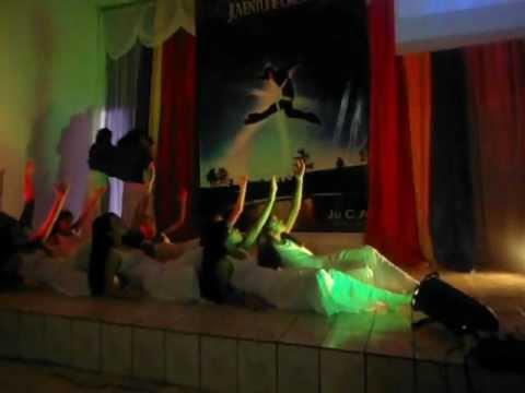 PIB - Grupo de coreografia Órion - Minha Habitação - Nívea Soares.
