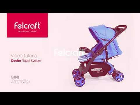 276aa7695 Coche Sini Felctaft - YouTube