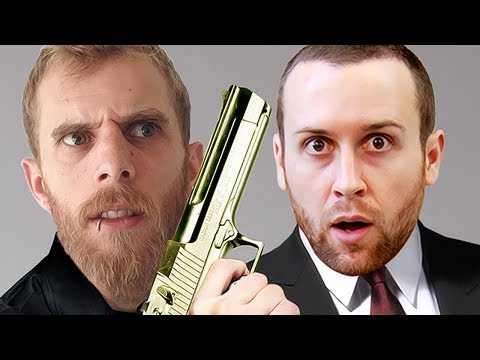 MOST HARMLESS = WHAT? (Goldeneye: Source w/SeaNanners and Juicetra)