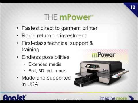 Introducing the mPower i-series with Chuck Burwell