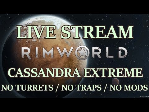 Rimworld Alpha 17! Unstable Release - Exploring New Features and Playing Around