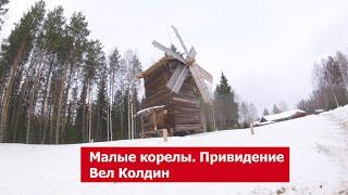 Малые корелы (Архангельск): привидение в лесу
