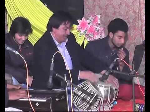 Ustad Jimmy Khan & Mehboob Mehdi ghazal Tanha Tanha Mat Socha  Ker
