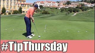 #TipThursday : Golf Putting Drills - The advanced clock