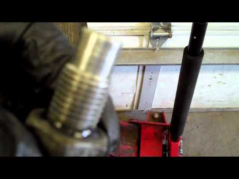 How to check and fill the automatic transmission on a Ford Explorer or Mercury Mountaineer