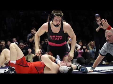 Lions Swarm Maryland to Claim 2017 B1G Dual Championship