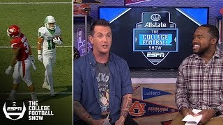 Top plays from Week 3 to make you say Holy Cow! | The College Football Show | ESPN