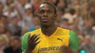 Usain Bolt - Récord del Mundo de 200 metros lisos - Berlín 2009 thumbnail