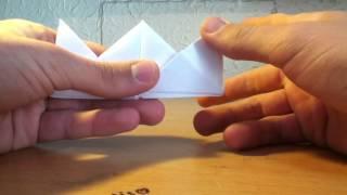 Faire une histoire en origami - Animation pour enfants