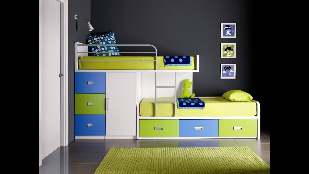 Marvelous Bunk Beds For Small Rooms